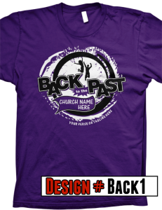 Back to the Bible VBS - Designs - VBS T-Shirts - Awesome Screen